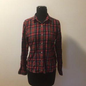 Snuggly Uniqlo Authentic Flannel, Size Medium